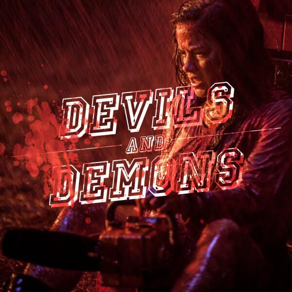 50 Evil Dead - Remake (2013)