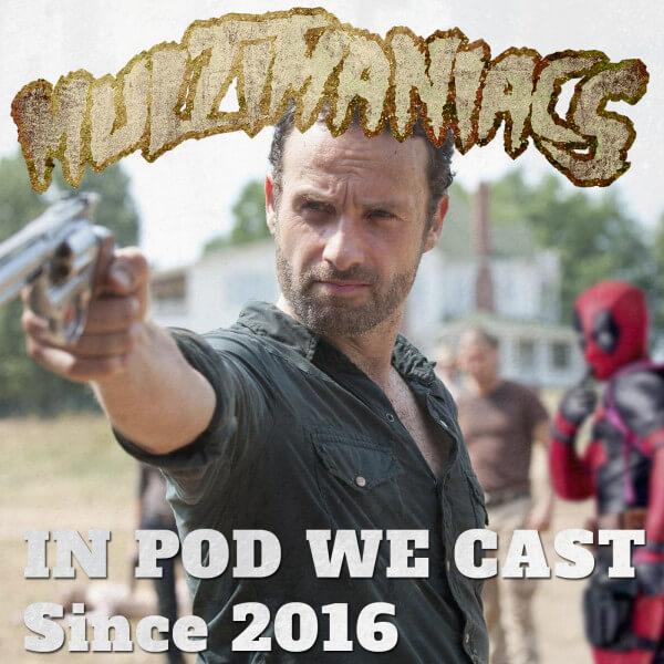 #003 The Walking Deadpool
