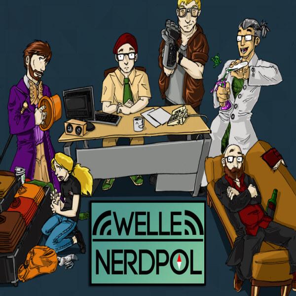 Podcast #38 - Nerds bei der Arbeit