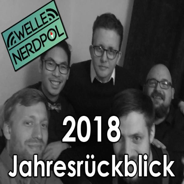 Podcast #41 – Jahresrückblick 2018 1/2
