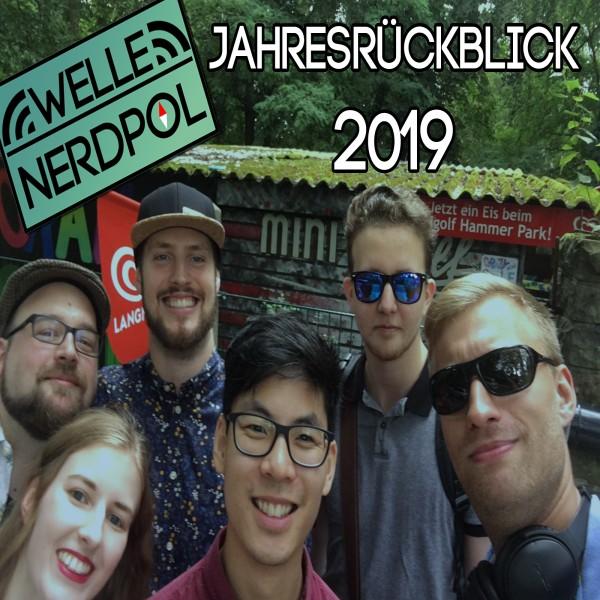 Podcast #50 - Jahresrückblick 1/2